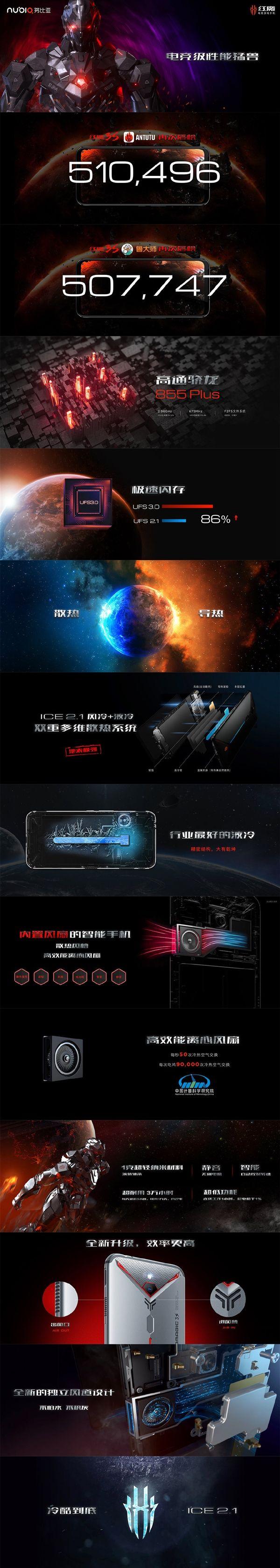 Анонс Nubia Red Magic 3S: серийный суперкар для геймеров – фото 3