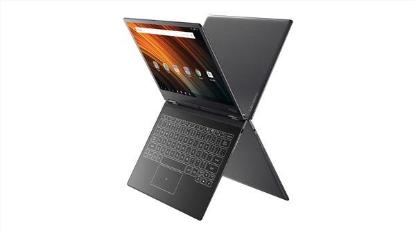 Lenovo Yoga A12 - ультратонкий ноутбук-трансформер с сенсорной клавиатурой – фото 3