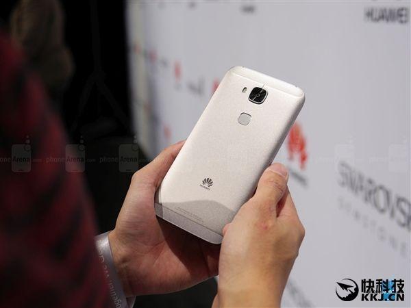 Huawei G8x в цельнометаллическом корпусе с продвинутой камерой представлен в США по цене $349,99 – фото 8