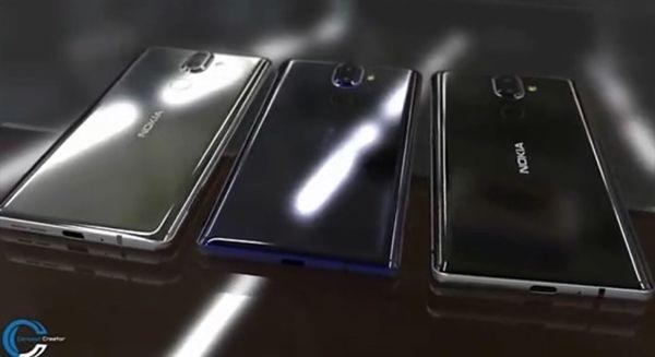 Nokia 9 и Nokia 8 (2018) могут представить 19 января – фото 2