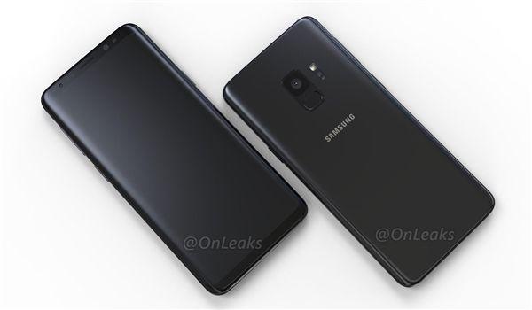 Посмотрите качественные рендеры Samsung Galaxy S9 – фото 2