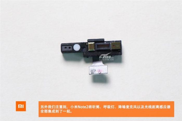 Xiaomi Mi Note 2 разобрали для идентификации компонентов и оценки качества сборки – фото 13