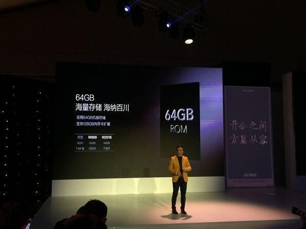 Gionee W909: раскладной телефон с процессором Helio P10 и ценником $615 представлен официально – фото 5