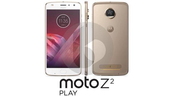 Moto Z2 Play показал себя на рендере и получит Snapdragon 660 – фото 1