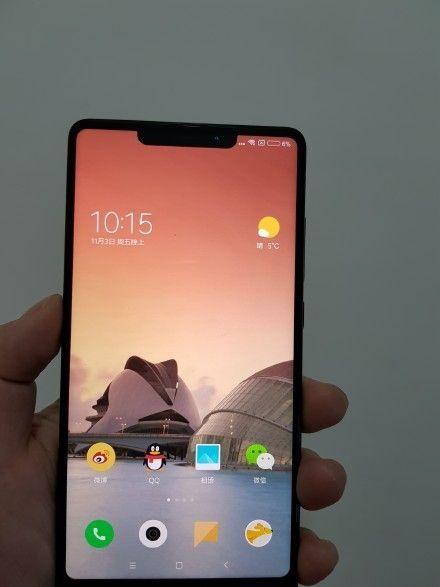Xiaomi Mi Mix 2s: когда «безрамочник» Xiaomi станет клоном iPhone X – фото 2