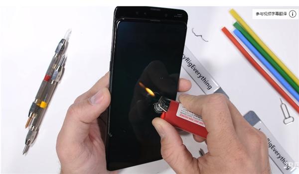 Xiaomi Mi Mix 3 проверили на прочность и устойчивость царапинам – фото 3