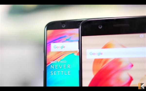 Распаковка OnePlus 5T на видео – фото 3