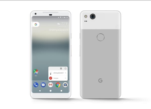 Google Pixel XL 2 получит OLED дисплей и поддержку Edge Sense – фото 2
