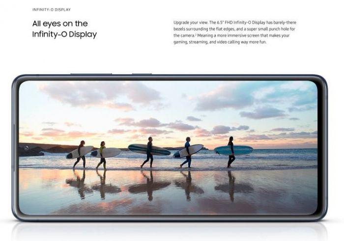 Характеристики Samsung Galaxy S20 Fan Edition подтверждены – фото 1