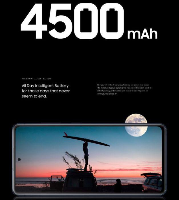 Характеристики Samsung Galaxy S20 Fan Edition подтверждены – фото 5