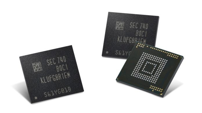 Samsung объявила о старте массового производства модулей eUFS на 512 Гб – фото 2