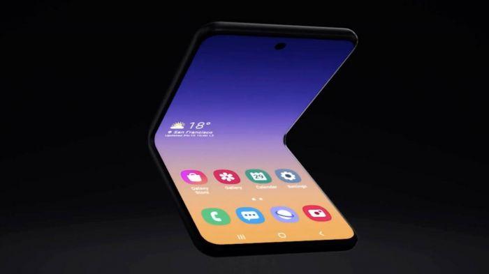 Samsung нацелилась выпустить смартфон-раскладушку с гибким дисплеем – фото 1