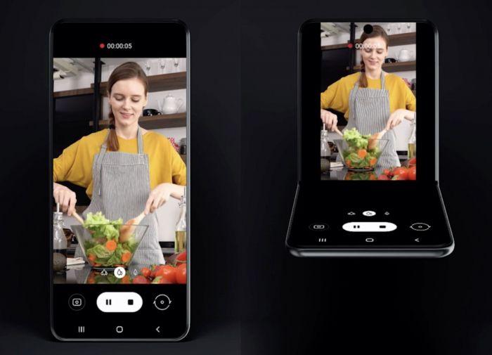 Samsung нацелилась выпустить смартфон-раскладушку с гибким дисплеем