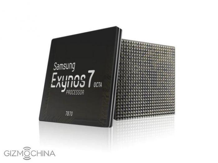 Samsung Exynos 7870 будет выполнен по передовой 14-нм FinFET технологии – фото 1