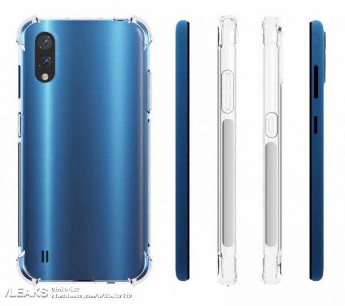 Рендеры показали дизайн Samsung Galaxy A01 – фото 2
