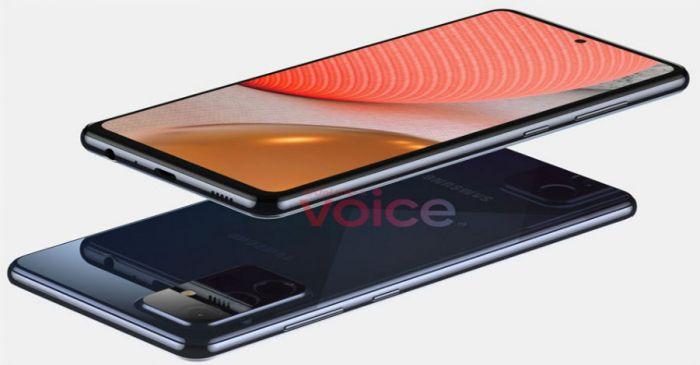 Так должен выглядеть Samsung Galaxy A72 – фото 3