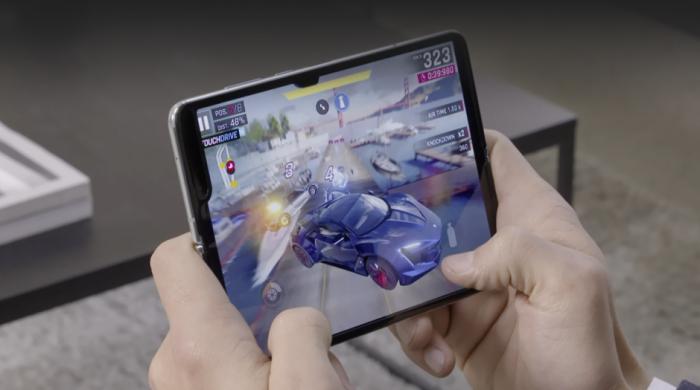 Первый отзыв о Samsung Galaxy Fold – фото 3