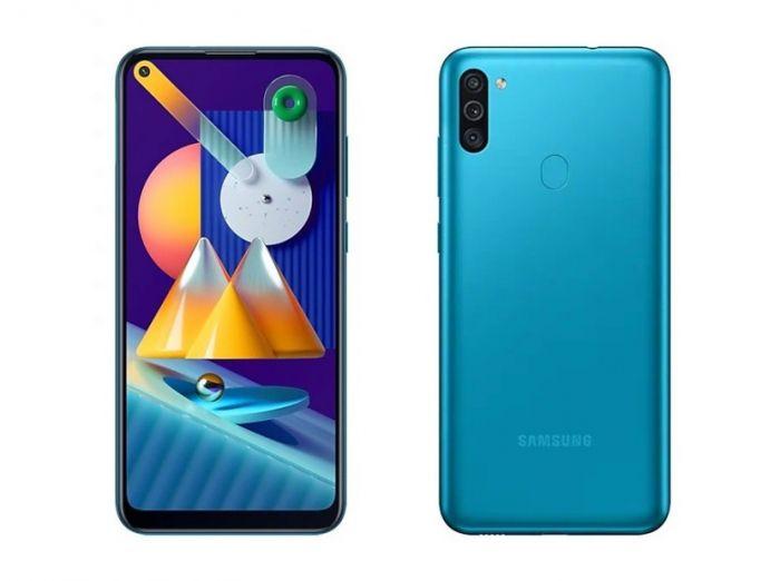 Представлены Samsung Galaxy M11 и Galaxy M01: эконом-смартфоны – фото 2