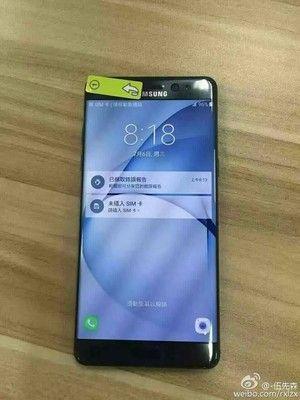 Объявлена дата анонса Samsung Galaxy Note 7. «Живой» снимок флагмана и подтверждение водонепроницаемости – фото 2