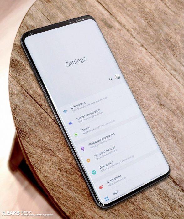 Предполагаемый Samsung Galaxy S10+ показали на фото – фото 1