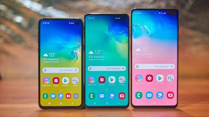 Семейство мегафлагманов 2019 года Samsung Galaxy S10 представили – фото 2