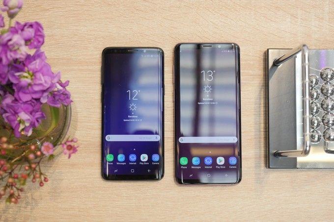Анонс Samsung Galaxy S9 и Galaxy S9+: мощные и с продвинутой камерой – фото 1