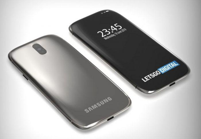 Samsung хочет изогнуть смартфон со всех сторон – фото 1