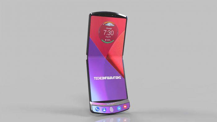 Раскрыты эксклюзивные фишки нового Motorola RAZR – фото 1