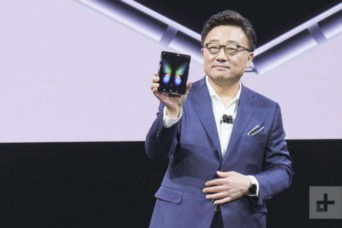Samsung призналась, что поторопилась с анонсом Galaxy Fold – фото 1