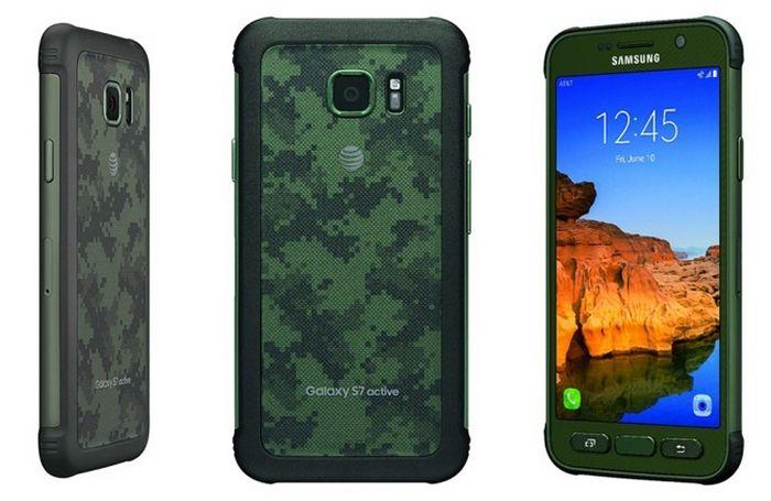 Дроп-тест: Moto Z Force против Samsung Galaxy S7 Active – фото 1