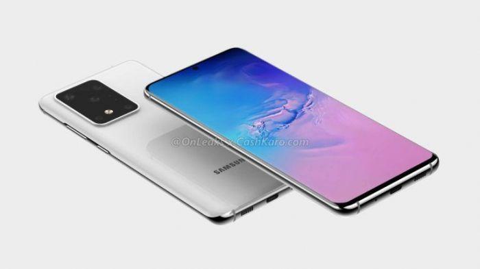 Bloomberg: Samsung Galaxy Fold 2 получит камеру на 108 Мегапикселей от S11