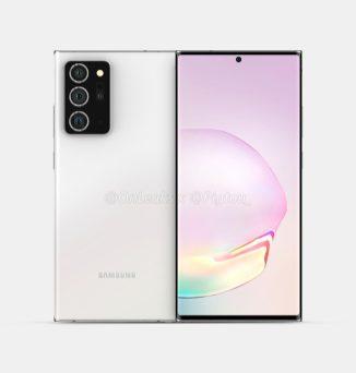 Как выглядит Samsung Galaxy Note 20+ – фото 2