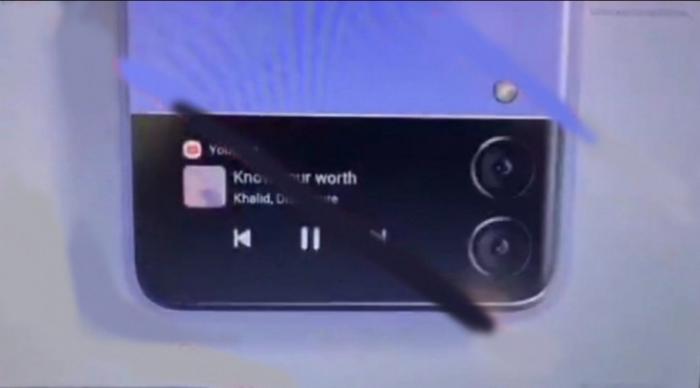 В сеть утекли промо-изображения Samsung Galaxy Z Fold 3 и Galaxy Z Flip 3 – фото 6