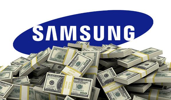 Треть выручки на рынке смартфонов заполучила Samsung – фото 1
