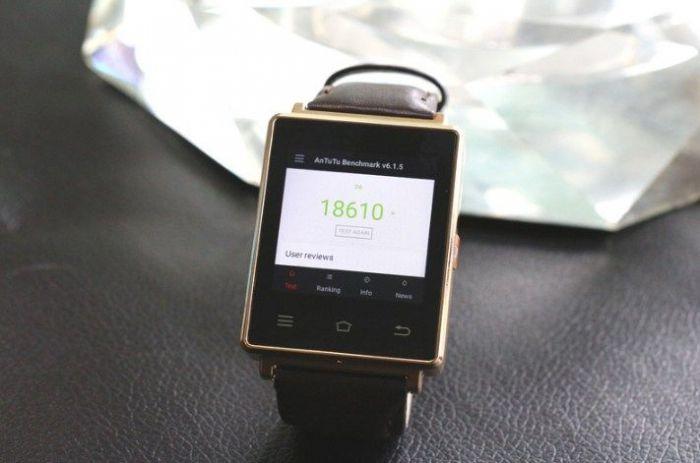 No.1 D6: смарт-часы на платформе Android 5.1 и с 1 Гб оперативки прошли испытание в AnTuTu – фото 3