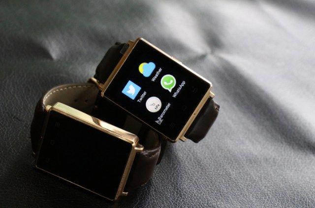 No.1 D6: смарт-часы на платформе Android 5.1 и с 1 Гб оперативки прошли испытание в AnTuTu – фото 1