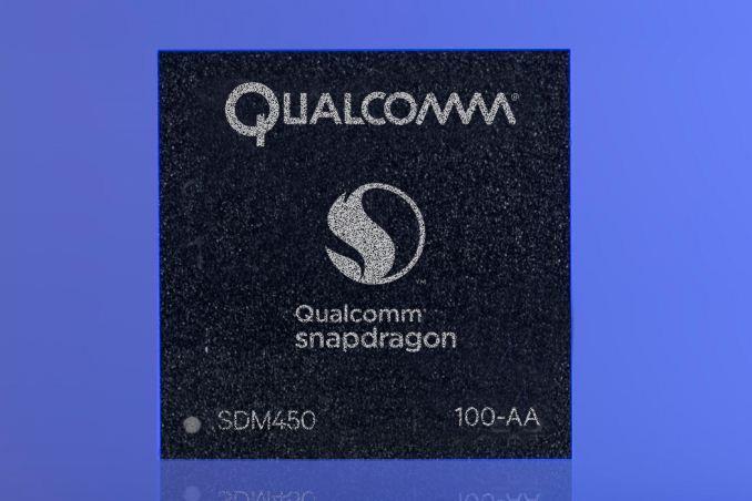 Qualcomm анонсировала 14-нм платформу Snapdragon 450 – фото 1