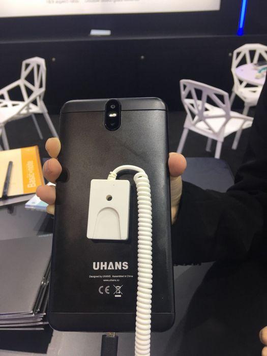 UHANS показала пять смартфонов на выставке Asia World-Expo – фото 6