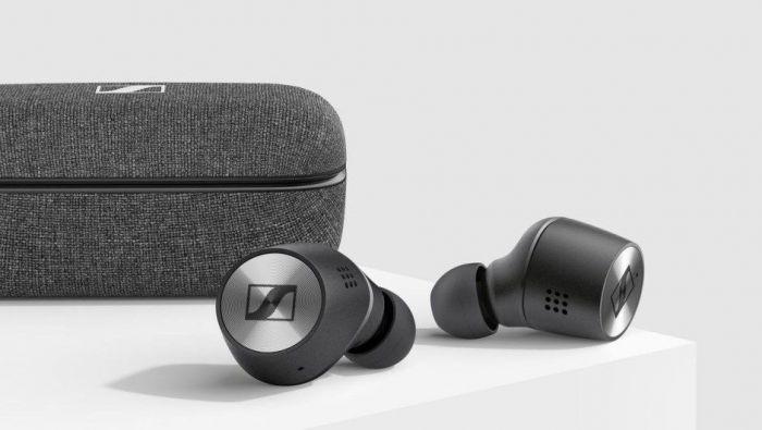 Sennheiser выпустил Momentum True Wireless 2 – теперь с шумоподавлением и увеличенным сроком жизни от одного заряда – фото 1