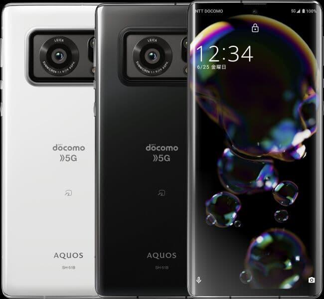 Анонс Sharp Aquos R6: уберфлагман с большой камерой Leica – фото 1