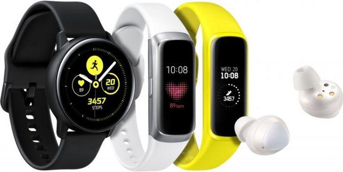 Презентация Samsung Galaxy Unpacked: новые беспроводные наушники и фитнес-браслеты – фото 2