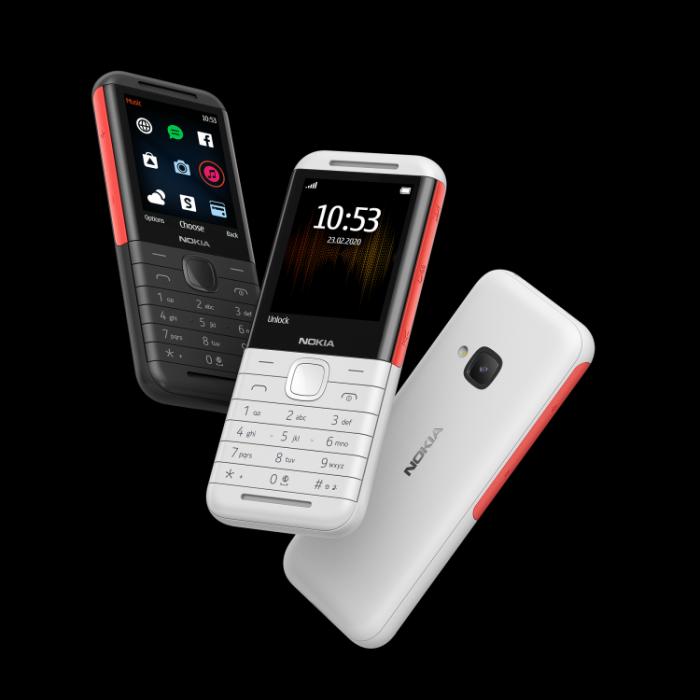 Анонс Nokia 5310: кнопки, ностальгия и для любителей музыки – фото 1