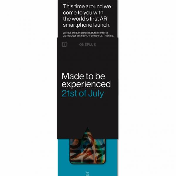 OnePlus Nord: фото коробки, важная черта камеры и дата анонса – фото 2