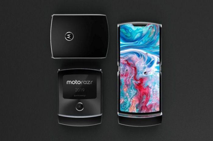 Moto RAZR с гибким дисплеем получил дату презентации – фото 1