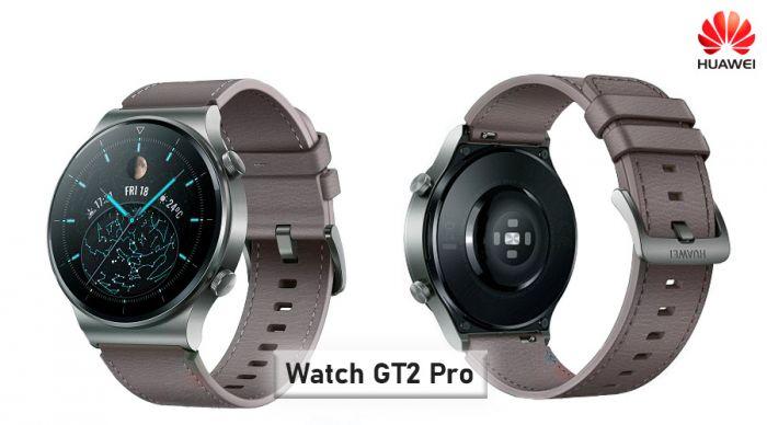 Huawei Watch GT 2 Pro: первый носимый гаджет с HongmengOS (HarmonyOS) – фото 1
