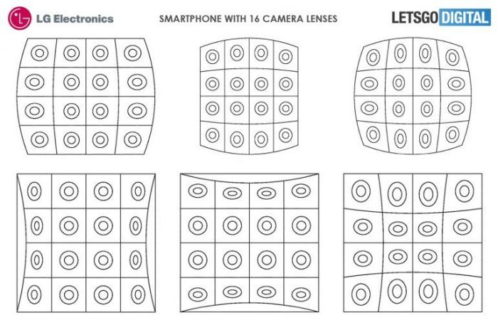 Новый патент LG переосмысливает количество камер в смартфоне – фото 3