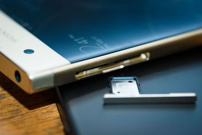 Sony анонсировала Xperia XA1 Ultra и Xperia XA1 с процессором Helio P20 и 23 Мп камерой – фото 5