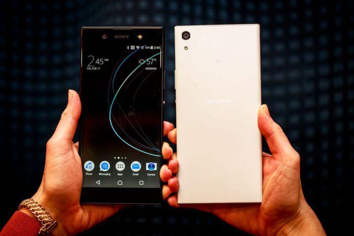 Sony анонсировала Xperia XA1 Ultra и Xperia XA1 с процессором Helio P20 и 23 Мп камерой – фото 3