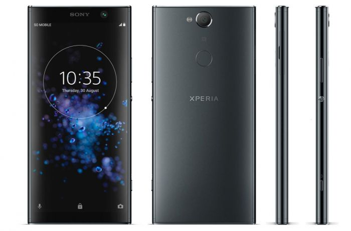 Представлен Sony Xperia XA2 Plus: мобильник с дисплеем 18:9 и хорошим звуком – фото 1