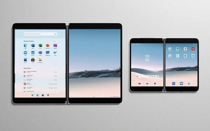 Смартфон Surface Duo от Microsoft может появиться значительно раньше срока – фото 1